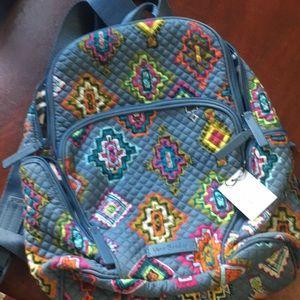 375fdc497 Vera Bradley Bags - Vera Bradley Hadley Backpack, Painted Medallions